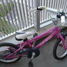 子ども用自転車 ルイガノ 16インチ