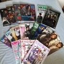 音楽関係雑誌=ギター系・B'Z会報誌・ボカロPLUSなど21冊