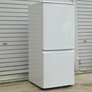 SHARP SJ-14W-W 冷凍冷蔵庫 140L 2012年製 美品