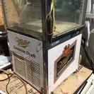 業務用SANYO冷蔵ショーケース(4面ガラス張り)