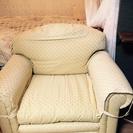 ローラアシュレイの1人掛けソファ