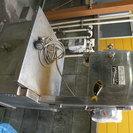 冷凍食品裁断機(ミートバンドソー)