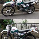 ★お乗りのバイク高価下取り可ヤマハセロー225W 前後ディスクブレ...