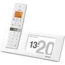 電話(新品)シャープ SHARP JD-4C2CLW [インテリア...