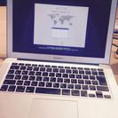 【中古】MacBook Air A1466 (EMC 2632)
