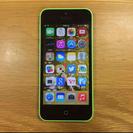 【新品同様】iPhone5c