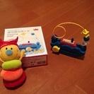 ベビーおもちゃ二点セット