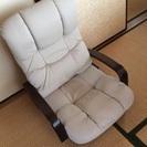 引き渡し完了 無料 座椅子 2脚あります。引き取りに来れる方限定です