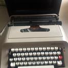 【値下げ】タイプライター