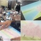 Itaru先生のパステル画体験教室