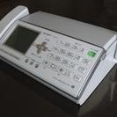 シャープ電話FAX機