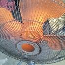 汚れた業務用扇風機