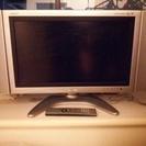 22インチ・シャープ液晶テレビ(AQUOS) LC22AD2