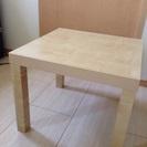 ※交渉中 IKEA ローテーブル