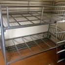 ほぼ新品二段ベッド5,000円