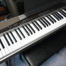 電子ピアノ CASIO  Privia PX100    イス  ...