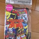 新品・未開封■バットマン スマホ 巾着■スマートフォン メガネケース