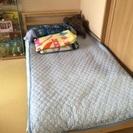 新品シングルすのこベッド