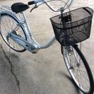 リサイクル26インチ自転車