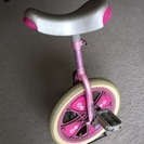 子供用16インチ一輪車