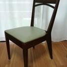 【交渉中】【1000円・相談可】 木製の椅子