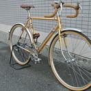 (自転車屋さんで整備済みのビンテージ)1970代ナショナルランドナー