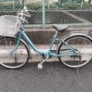 ベースは電動自転車