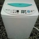 三洋電機洗濯機です
