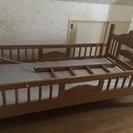 ミッキー2段ベッド