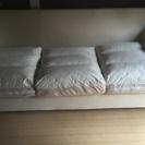 『商談中』IKEA 3人掛けソファー