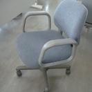 ITO事務用キャスター付き椅子(両肘付き)2脚セット 美品