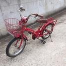 交渉中…【幼児用】16インチ自転車