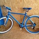 【訳あり】レイチェルプラスのクロスバイク