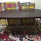 折り畳み式ローテーブル(ほぼ新品)