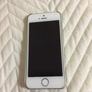 iphone5s 32G ゴールド