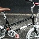 【中古・美品】小径車(ミニベロ) ノーパンク 20型 外装6段変速