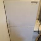 冷蔵庫。無印良品。2014年式