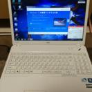 NEC ノートパソコン Windows10対応 訳あり