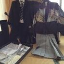 七五三袴、スーツセット