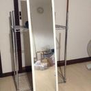 【配達可能】全身ミラー 120cm ニトリ