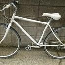 Limited,一番ノーマルなタイプのクロスバイクではないでしょうか?