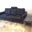 3人掛けソファー、補助椅子、テーブ...
