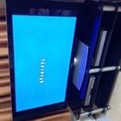 値下げ!パイオニア50型(使用頻度少)TVとテレビボードセット☆5...