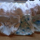 (おむつカバーのみ購入者決定)布おむつ15セットとおむつカバー3枚セット