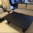 ソファー テーブル セット