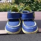 幼児の靴 13センチ