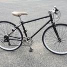 【点検整備済】 700c クロスバイク