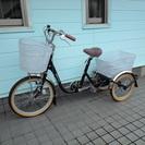 大人用三輪車