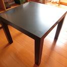 差し上げます)イケアで購入したサイドテーブルです。