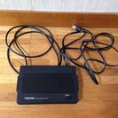 テレビ用電波増幅器 ブースター